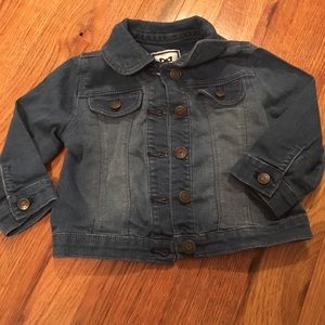 Euc 12-18 mo Gymboree Jean jacket